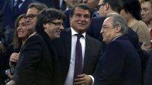 Super League : Le Real Madrid, le Barça et la Juventus contre-attaquent l'UEFA