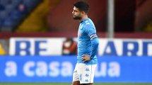 L'Atlético de Madrid veut Lorenzo Insigne pour 2022