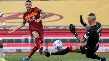 Lorenzo Pellegrini blindé par l'AS Roma