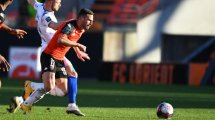 Ligue 1 : Lorient se paie Reims et laisse la zone rouge à Nantes