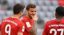 Vidéo : Lucas Hernandez chambre le PSG dans les vestiaires du Bayern