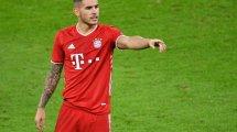 Bayern : Lucas Hernandez sorti sur blessure