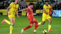 Nantes-OL : les notes du match