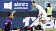 Real Madrid : le Qatar fait les yeux doux à Lucas Vazquez