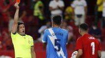 Rayo Vallecano : ça commence bien mal pour Luca Zidane...