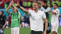 Luis Enrique va prolonger à la tête de la Roja