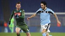 Lazio : Luis Alberto présente ses excuses