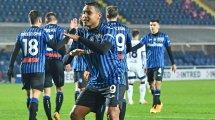 Coupe d'Italie : l'Atalanta domine Cagliari