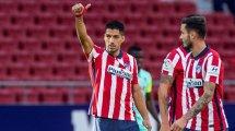 Les débuts fracassants de Luis Suarez avec l'Atlético de Madrid