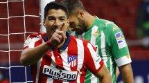 Atletico : les excuses de Luis Suarez après son test positif au Covid-19