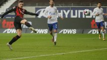 Luka Jovic a irrité l'Eintracht Francfort