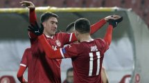 Real Madrid : la Serbie remonte à bloc Luka Jovic