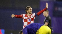 EdF : Didier Deschamps adore Luka Modric