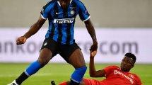 Ligue Europa : Romelu Lukaku joueur de la saison 2019/20