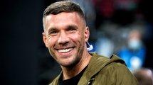Lukas Podolski fait son retour en Pologne
