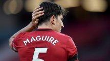 Angleterre : Harry Maguire retiré de la sélection
