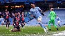 Ligue des Champions : Riyad Mahrez, le bourreau du PSG