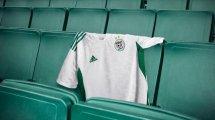 L'Algérie dévoile son nouveau maillot domicile pour 2021