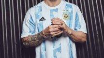 Les maillots des 10 équipes de la Copa America 2021 !