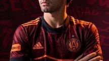 Adidas présente le troisième maillot de l'Atlanta United pour la saison 2021-2022