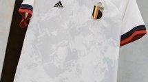 adidas dévoile le maillot extérieur de la Belgique pour l'Euro 2020