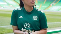 Le Celtic FC présente son nouveau maillot extérieur