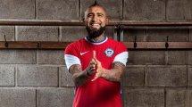 Chili : Arturo Vidal et ses coéquipiers brisent la bulle sanitaire