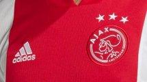 L'Ajax Amsterdam lance son nouveau maillot domicile