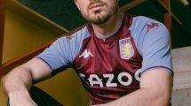 Kappa présente le nouveau maillot domicile d'Aston Villa !