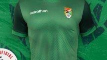 La Bolivie dévoile ses maillots pour la Copa America