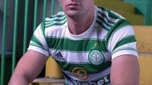Le Celtic FC présente son nouveau maillot domicile avec adidas !