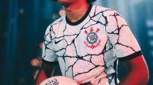 Nike présente le nouveau maillot des Corinthians !