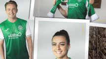 Joma révèle le maillot domicile d'Hibernian pour la saison 2021-2022