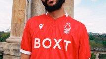 Nottingham Forest révèle son nouveau maillot domicile !