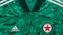 Le Red Star Football Club dévoile ses nouveaux maillots pour 2020/2021