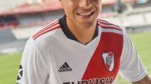 River Plate dévoile son maillot domicile pour la saison 2021-2022
