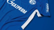 Umbro lance le nouveau maillot domicile de Schalke !
