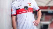 Jako dévoile le maillot domicile du VfB Stuttgart pour la saison 2021-2022 !