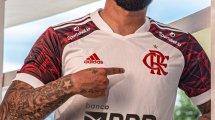 Flamengo présente son nouveau maillot extérieur