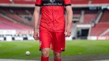 Jako révèle le maillot extérieur du VFB Stuttgart pour la saison 2021-2022