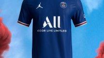 Le PSG dévoile déjà son maillot domicile pour la saison 2021-2022 !