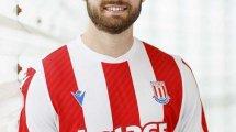 Stoke City révèle son nouveau maillot domicile !