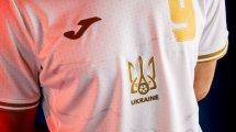 Euro: l'UEFA demande à l'Ukraine de changer de maillot