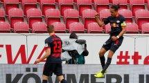 Bundesliga : le RB Leipzig en démonstration contre Mayence