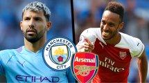 Manchester City-Arsenal : les compos probables