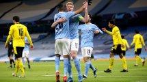 Borussia Dortmund-Manchester City : les compositions officielles