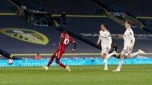 Premier League : Leeds et Liverpool se neutralisent