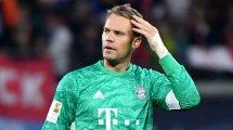 Le Bayern Munich blinde Manuel Neuer