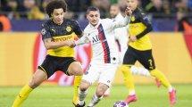 RB Leipzig - PSG : Marco Verratti dans le groupe parisien