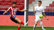 Atlético de Madrid - Real Madrid : les notes du match
